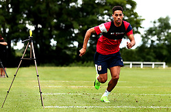 Zak Vyner in action as Bristol City return to training ahead of their 2017/18 Sky Bet Championship campaign - Mandatory by-line: Robbie Stephenson/JMP - 30/06/2017 - FOOTBALL - Failand Training Ground - Bristol, United Kingdom - Bristol City Pre Season Training - Sky Bet Championship