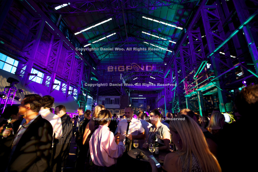 18th AIMIA Awards Ceremony held at Cockatoo Island