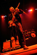 Photos of Canadian rock band Finger Eleven performing at the Pageant in St. Louis. April 16, 2008. © Todd Owyoung