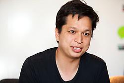 Pinterest CEO and co-founder Ben Silbermann.