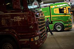 Herning, Danmark, 20130404: MCH Messe - Transport 2013.Foto: Lars Møller.Herning, Denmark, 20130404: MCH Fair - Transport 2013.Photo: Lars Moeller