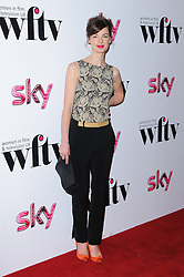 Jessica Raine during the Women In Film & Television Awards 2012 held at the Hilton, London, England, December 7, 2012. Photo by Chris Joseph / i-Images.