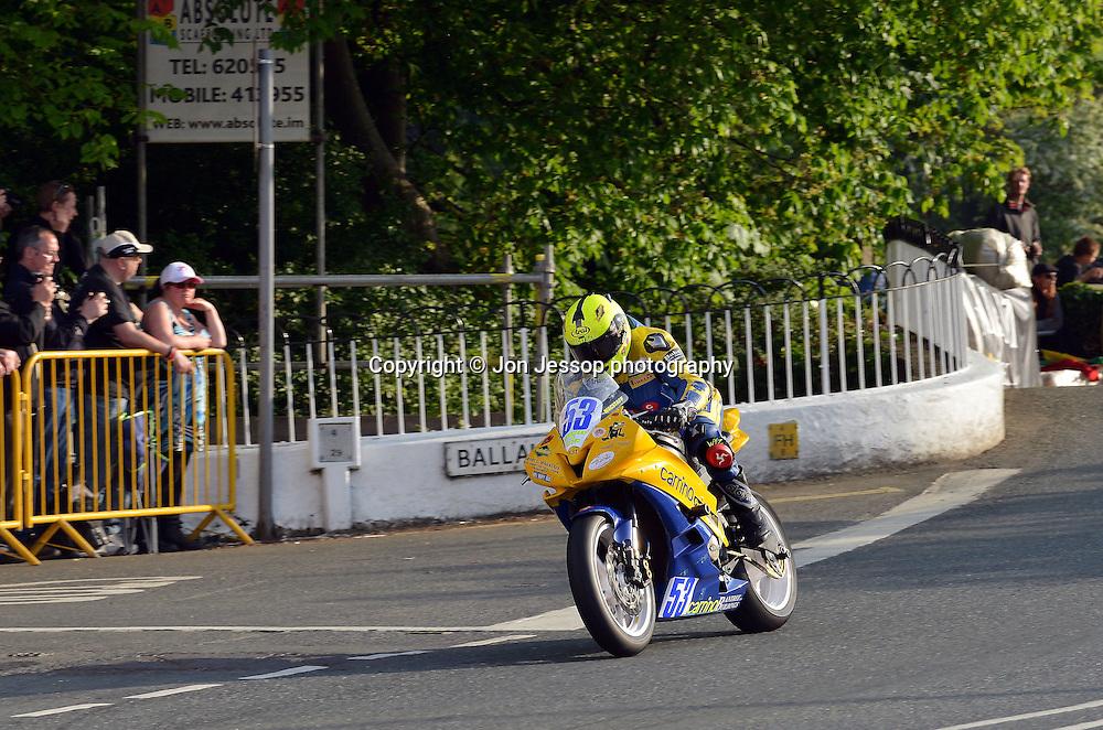 #53 Grant Wagstaff Yamaha Ducks Cross Racing