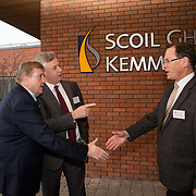 20.01.17<br /> Minister of State for Employment and Small Business, Deputy Pat Breen addressed a seminar for SMEs on The Role of Education in Supporting Small Business at University of Limerick.<br /> <br /> Pictured at the event were, Minister of State for Employment and Small Business, Deputy Pat Breen, Dr. Phillip O'Regan, Dean of Kemmy Business School, UL,  and Prof. Edmond Magner, Dean of Science and Engineering UL.<br /> <br />  Jointly hosted by the Kemmy Business school and the faculty of Science and Engineering, the event brought together small and medium enterprises along with representative bodies, Local Enterprise Offices, Chambers of Commerce, Irish Small and Medium Enterprises association (ISME), Enterprise Ireland and the IDA. The aim of the event was to stimulate greater collaboration between third level institutes and SMEs in relation to research, education and business advice. To date, University of Limerick and Limerick Institute of Technology have supported a number of start-ups through the Nexus Innovation Centre and LIT&rsquo;s Enterprise Centres while academic staff have provided expert advice to local companies. Picture: Alan Place