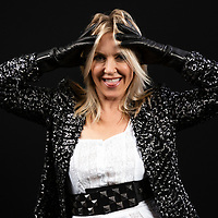 HOLD FOR WIRE. Liz Phair poses for a portrait session at the Associated Press Los Angeles bureau on Friday, Oct. 4, 2019, in Los Angeles. (Photo by Willy Sanjuan/Invision/AP)