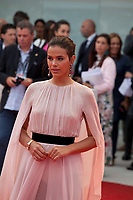 Bruna Marquezine at the premiere of the film Suburbicon at the 74th Venice Film Festival, Sala Grande on Saturday 2 September 2017, Venice Lido, Italy.