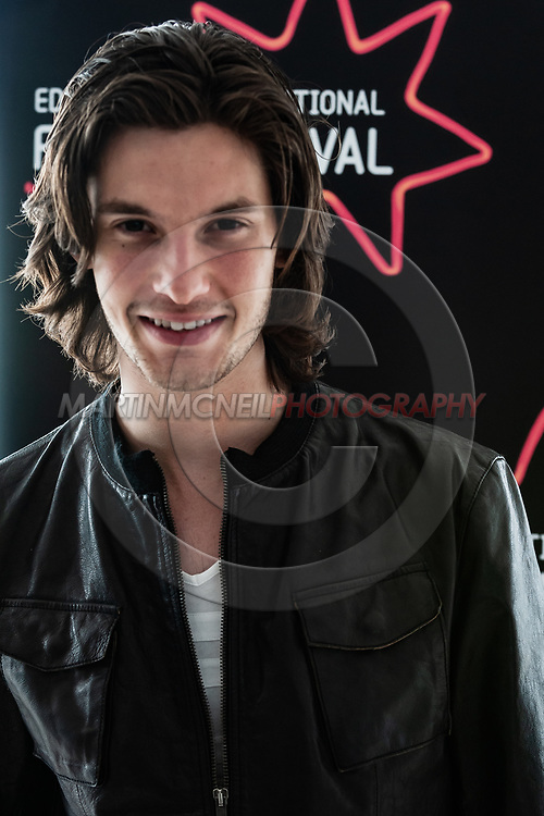"EDINBURGH, UNITED KINDGOM, JUNE 27, 2008: Actor Ben Barnes attends a photocall for ""Bigga than Ben"" inside The Point Conference Center in Edinburgh Scotland"