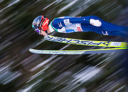 06.01.2015, Paul Ausserleitner Schanze, Bischofshofen, AUT, FIS Ski Sprung Weltcup, 63. Vierschanzentournee, Probedurchgang, im Bild Reruhi Shimizu (JPN) // Reruhi Shimizu of Japan soars trought the air during his Trial Jump for the 63rd Four Hills Tournament of FIS Ski Jumping World Cup at the Paul Ausserleitner Schanze, Bischofshofen, Austria on 2015/01/06. EXPA Pictures © 2015, PhotoCredit: EXPA/ Johann Groder