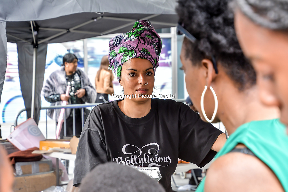 Kicking off Summer,  Pop Up Africa returns to Spitalfields E1 on Bank Holiday Monday 27th May 2019 to host Africa at Spitalfields with African fashion, jewellery, craft, live DJ, kids zone, food at Spitalfields Market, London, UK.