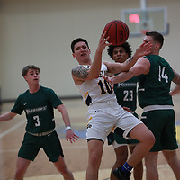 Men's Basketball: Lakeland University Muskies vs. Wisconsin Lutheran College Warriors