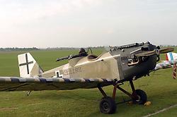 German Junker CL1, 1917, The Great War, 1914-18 Aircraft, , The Duxford Air Show, 14th September 2014