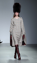 Daks show at London Fashion Week for Autumn/Winter 2014, Friday, 14th February 2014. Picture by Stephen Lock / i-Images