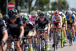 Riejanne Markus with 12km to go on Stage 4 of the Giro Rosa - a 118 km road race, starting and finishing in Occhiobello on July 3, 2017, in Rovigo, Italy. (Photo by Sean Robinson/Velofocus.com)
