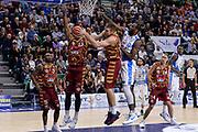 DESCRIZIONE : Campionato 2015/16 Serie A Beko Dinamo Banco di Sardegna Sassari - Umana Reyer Venezia<br /> GIOCATORE : Michael Bramos<br /> CATEGORIA : Rimbalzo<br /> SQUADRA : Umana Reyer Venezia<br /> EVENTO : LegaBasket Serie A Beko 2015/2016<br /> GARA : Dinamo Banco di Sardegna Sassari - Umana Reyer Venezia<br /> DATA : 01/11/2015<br /> SPORT : Pallacanestro <br /> AUTORE : Agenzia Ciamillo-Castoria/L.Canu