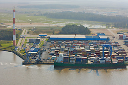 Navios para carga e descarga no Porto de Rio Grande. FOTO: Jefferson Bernardes/Preview.com
