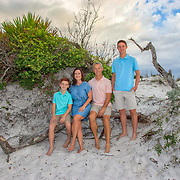 Wooster Family Beach Photos
