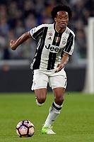 Juan Cuadrado Juventus <br /> Torino 08-04-2017 Juventus Stadium Football Calcio Serie A 2016/2017 . Foto Filippo Alfero / Insidefoto