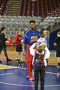 25/06/2015 Harlem Globetrotters, Titanium Arena, Adelaide
