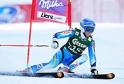 28.12.2013, Hochstein, Lienz, AUT, FIS Weltcup Ski Alpin, Damen, Riesenslalom 2. Durchgang, im Bild Maria Pietilae-Holmner (SWE) // Maria Pietilae-Holmner of (SWE) during ladies Giant Slalom 2 nd run of FIS Ski Alpine Worldcup at Hochstein in Lienz, Austria on 2013/12/28. EXPA Pictures © 2013, PhotoCredit: EXPA/ Oskar Höher