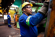 November, 2009. ArcelorMittal is the world's number one steel company. founded in 1989 by Mr. Lakshmi N. Mittal, the Chairman of the Board of Directors and Chief Executive Officer of ArcelorMittal. ArcelorMittal South Africa Limited is the largest steel producer on the African continent, with a production capacity of 7.8 million tonnes of liquid steel per annum.