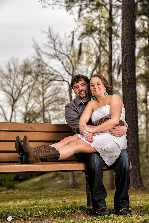 Daniel and Kendall Engagement | New Bern NC Photographers