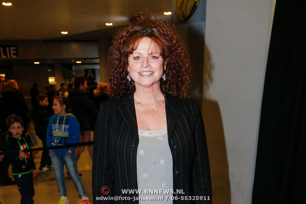NLD/Amsterdam/20130214 - Premiere musical Peter Pan, Bettina Berger