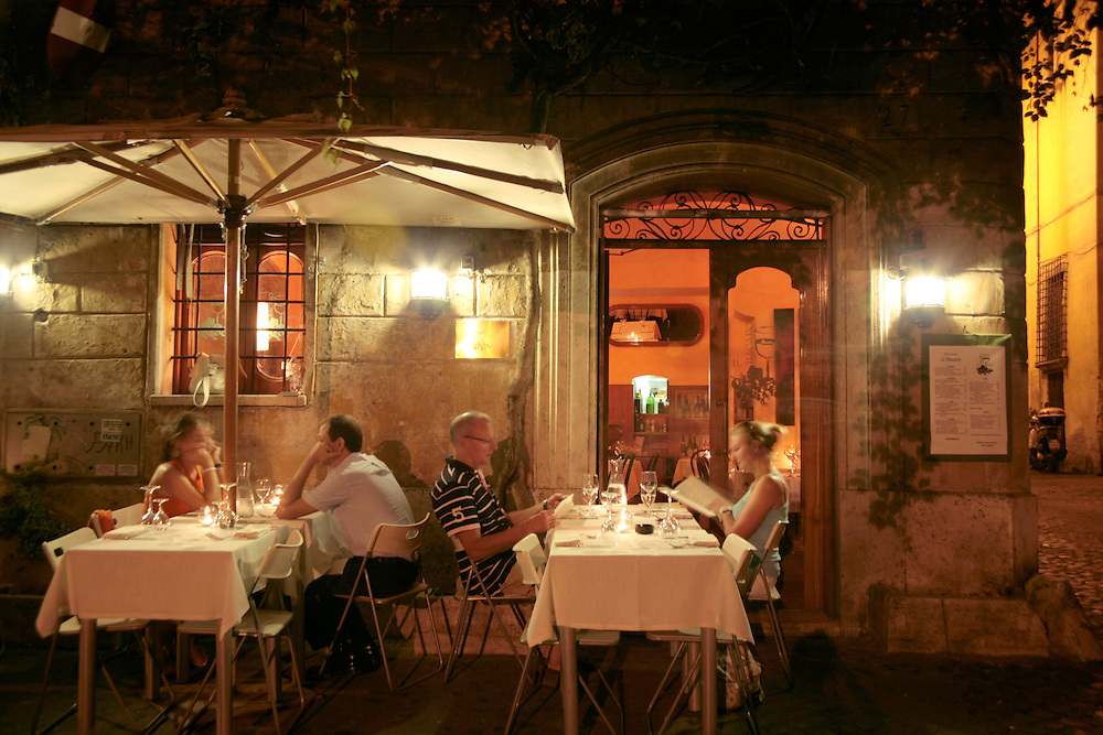 Il Bacaro - Via degli Spagnoli, Rome, Italy, Frommer's Italy Day By Day