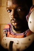 Clemson defensive standout Michael Hamlin.