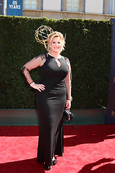 April 30, 2017 - Pasadena, CA, USA - LOS ANGELES - APR 30:  Trisha Yearwood at the 44th Daytime Emmy Awards - Arrivals at the Pasadena Civic Auditorium on April 30, 2017 in Pasadena, CA (Credit Image: © Kathy Hutchins/via ZUMA Wire via ZUMA Wire)