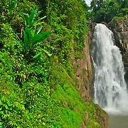 Heaw Narok Waterfall in Khao Yai Nationional Park, Thailand