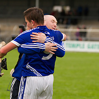 Cratloe celebrations after the final whistle
