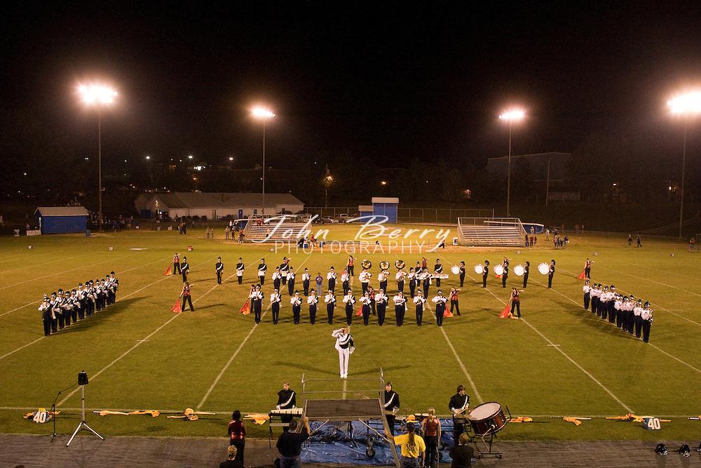 MCHS Varsity Football.vs Stonewall Jackson.Homecoming.10/5/2007..