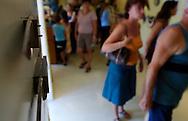 11/07/06 - THIERS - PUY DE DOME - FRANCE - Visite au Musee de la Coutellerie - Photo © Jerome CHABANNE