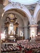 Gustav Vasa kyrka vid Odenplan