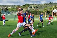ESTEPONA - 07-01-2016, AZ in Spanje 7 januari, Club Brugge,