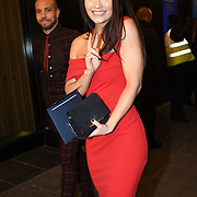 Jess Impiazzi Arrivers of the European Film Premiere of MULAN at Odeon Leicester Square on 12 March 2020, London, UK.