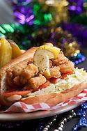 SLUG: Big Easy Cafe-AssignID 445422-Sept. 10, 2011-San Antonio--- Shrimp Po-Boy  from the Big Easy Cafe at 4822 Walzem in Windcrest.