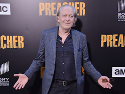 """Ronald Guttman arrives at AMC's """"Preacher"""" Season 2 Premiere Screening held at the Theater at the Ace Hotel in Los Angeles, CA on Tuesday, June 20, 2017.  (Photo By Sthanlee B. Mirador) *** Please Use Credit from Credit Field ***"""