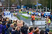 Nederland, Nijmegen, 15-11-2015De populaire Zevenheuvelenloop. Voorop de wedstrijdlopers, daarachter 35.000 recreatielopers. De tocht is 15 km. lang.FOTO: FLIP FRANSSEN/ HH