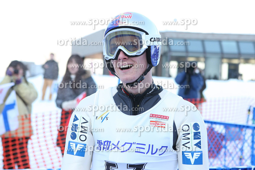 27.01.2012, Miyanomori-Schanze, Sapporo, JPN, FIS Ski Sprung Weltcup, Sapporo, im Bild THOMAS MORGENSTERN // during FIS Skijumping World Cup in Sapporo at the Miyanomori Hill, Japan, 2012/01/27. EXPA Pictures © 2012, PhotoCredit: EXPA/ Newspix/ ATTENTION - for AUT, SLO, CRO, SRB, SUI and SWE only *****