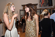 TAMZIN EGERTON; NATHALIE SWANSON; , Royal Academy Summer Exhibition 2009 preview party. royal academy of arts. Piccadilly. London. 3 June 2009.
