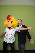 El Pollo Loco President and CEO Stephen J. Sather for Restaurant Business magazine