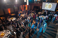 Attendees enjoy the SEI 20 Year Class of 2018 induction ceremony and party Thursday, October 11, 2018 in Phoenixville, Pennsylvania. (Photo by William Thomas Cain/CAIN IMAGES for SEI)