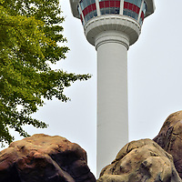 Busan Tower at Yongdusan Park in Busan, South Korea<br />