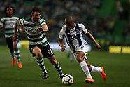 Sporting CP vs FC Porto - 18 Apr 2018