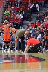 20161210 UT Martin at Illinois State basketball photos
