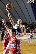 DESCRIZIONE : Venezia Additional Qualification Round Eurobasket Women 2009 Italia Croazia<br /> GIOCATORE : Jenifer Nadalin<br /> SQUADRA : Nazionale Italia Donne<br /> EVENTO : Italia Croazia<br /> GARA :<br /> DATA : 10/01/2009<br /> CATEGORIA : Tiro<br /> SPORT : Pallacanestro<br /> AUTORE : Agenzia Ciamillo-Castoria/M.Gregolin
