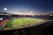 Loftus Versfeld Stadium in Tshwane / Pretoria, South Africa. Venue for the FIFA Confederations Cup South Africa 2009 and the 2010 FIFA World Cup in South Africa. The stadium was named after Robert Owen Loftus Versfeld, the founder of organized sports in Pretoria.