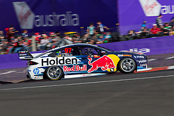 October 8, 2018 - Bathurst, NSW, U.S. - BATHURST, NSW - OCTOBER 07: Shane van Gisbergen / Earl Bamber in the Red Bull Holden Racing Team Holden Commodore at the Supercheap Auto Bathurst 1000 V8 Supercar Race at Mount Panorama Circuit in Bathurst, Australia on October 07, 2018 (Photo by Speed Media/Icon Sportswire) (Credit Image: © Speed Media/Icon SMI via ZUMA Press)