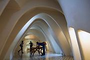 Anton Gaudi's Casa Batllo, Barcelona, Spain